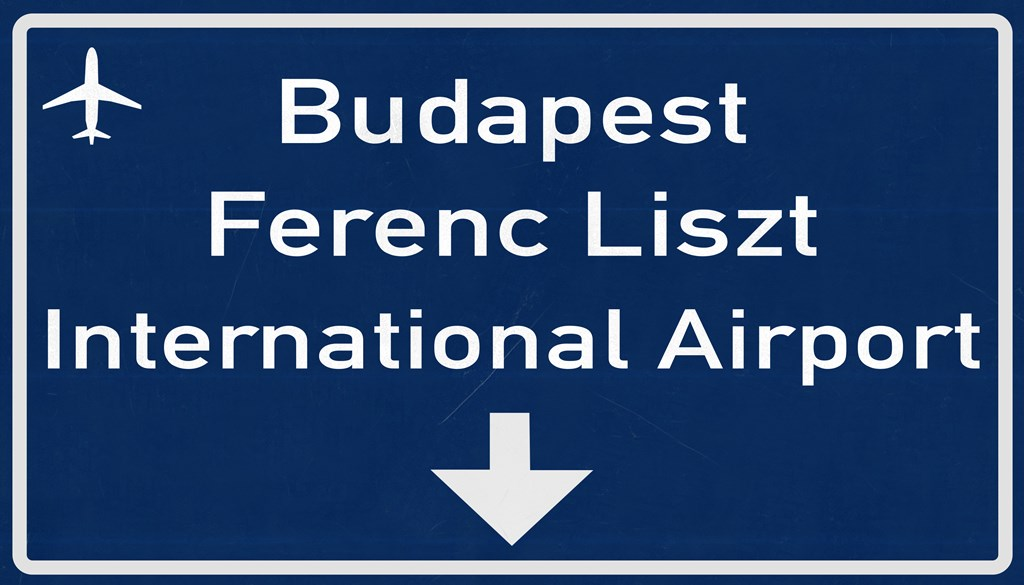 Airport Budapest Ferenc Liszt