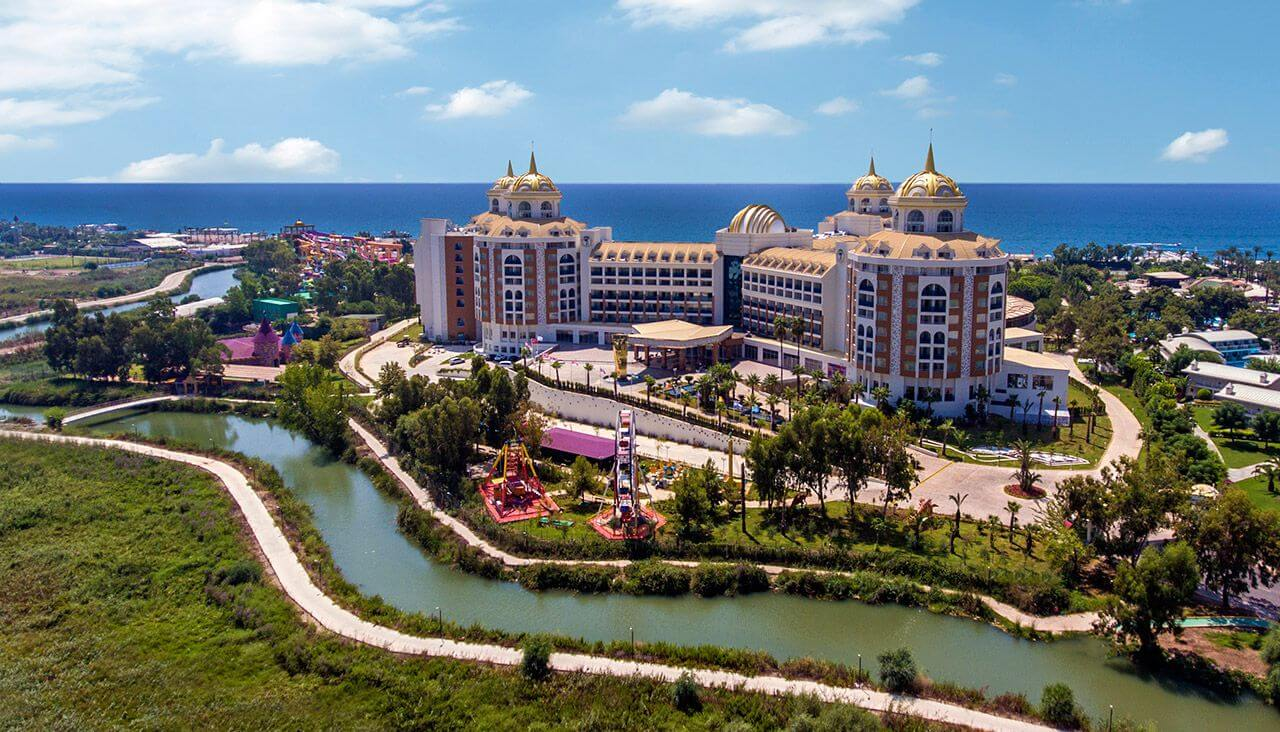 Отель Delphin BE Grand Resort