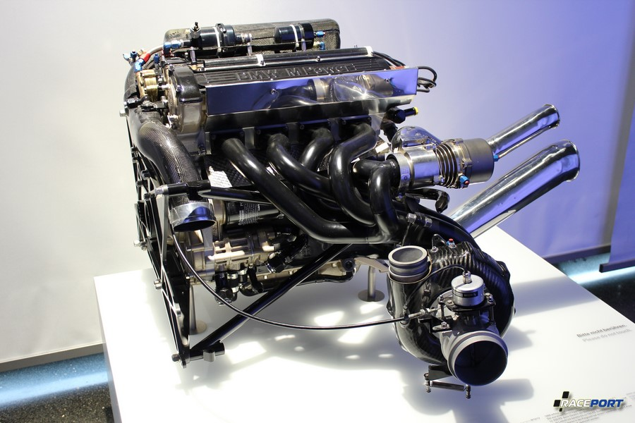 Engine F1 BMW Brabham BT52