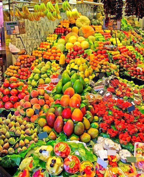 мексика фрукты