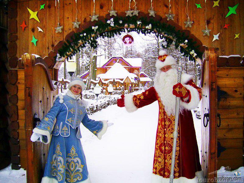 Великий устюг новый год вотчина деда мороза