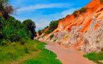 Ручей фей муй нэ на карте – Самостоятельная экскурсия на Ручей Фей. Муй Не. Вьетнам