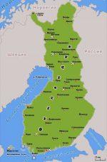 Города в финляндии – Города Финляндии. Список крупных и популярных городов Финляндии
