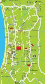 Патонг на карте пхукета – Карта Патонга
